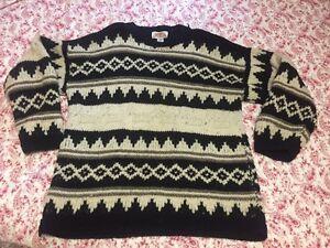 Ecuadorian Wool Sweater London Ontario image 1