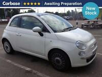 2012 FIAT 500 1.2 Lounge 3dr [Start Stop]