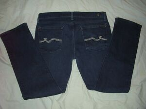 7 For All Mankind Slim Jeans New Mens