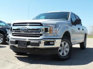 2018 Ford F-150 4WD SUPERCREW 145 XLT