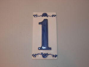 House Number 1 or 11