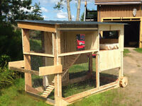Chicken tractor & coop SOLD