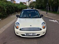 Mini Cooper 2007 (Chill) 1.6 Petrol