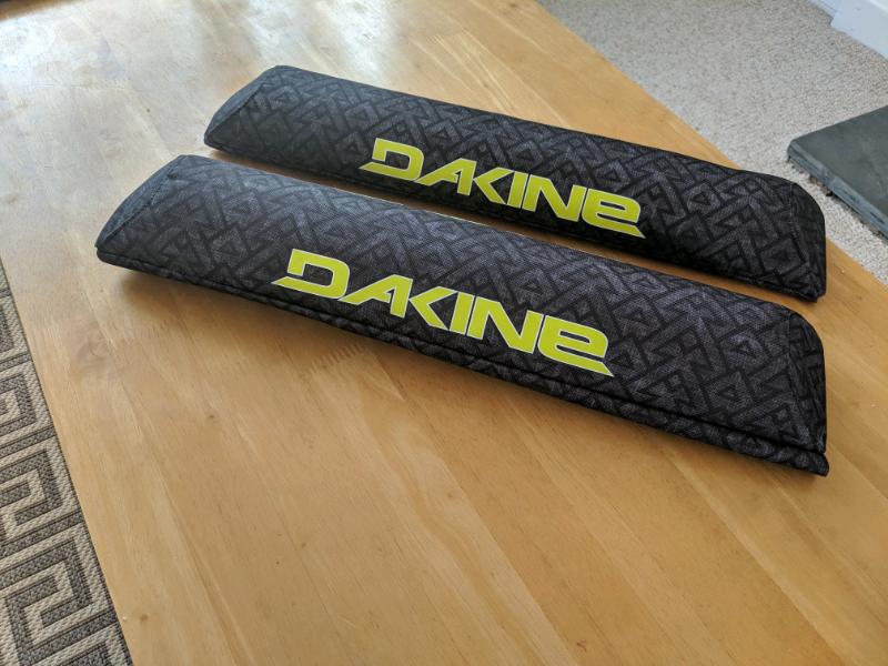 Dakine Aero Roof Rack pads | in Plymouth, Devon | Gumtree