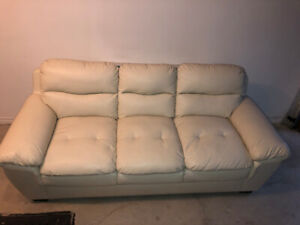 Sofa Couch The Brick Off White Good Quality Furniture
