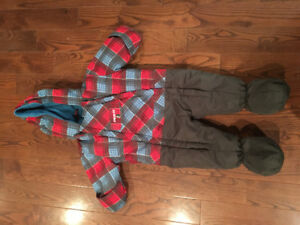 Gusti boys snowsuit - 12 month