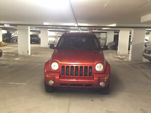REDUCED Jeep Liberty Limited SUV, Crossover
