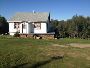 Over 10 acres with House 20 minutes south and west of Lloyd.