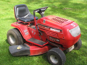 Master craft  lawn tractor