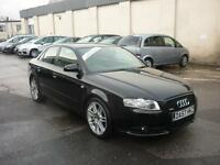 2008 Audi A4 2.0TDI ( 170PS ) Special Edition S Line Finance AVailable