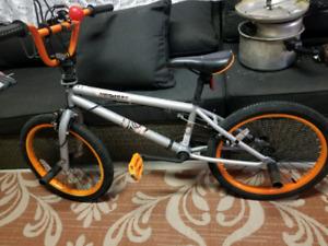 Used stunts bicycle
