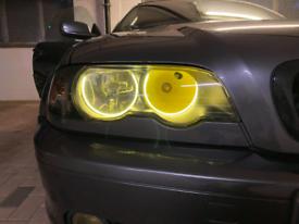 BMW e46 pre face lift