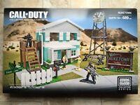 Mega Bloks Call Of Duty Nuketown construction set - new/sealed