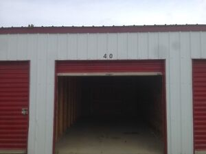 ***** ONLY $160 ***** for 10'x20' Storage in Stony Plain!!!