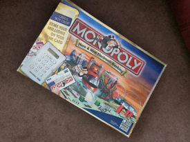 Monopoly Here & Now Electronic Banking