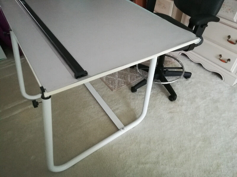 Drafting Table Chair Students For Architecture Interiordesign