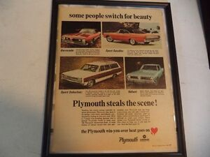 OLD CLASSIC MUSCLE CAR ADS Windsor Region Ontario image 7