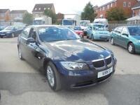 BMW 320 2.0TD d ES 4 DOOR - 2005 55-REG - FULL 12 MONTHS MOT ON PURCHASE