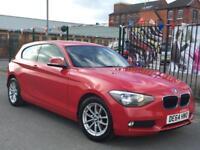 BMW 1 SERIES 116 1.6 i SE 2014/64 3DR **LOW 69,306 MILES **HPI CLEAR **DAB RADIO