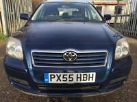 2005 Toyota Avensis 1.8 VVT-i Colour Collection 5dr