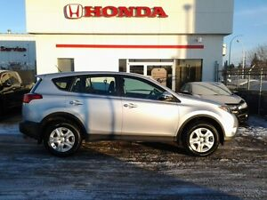 2015 Toyota Rav4 LE AWD 6AT