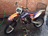 Ktm sx 250 2012 not kx cr yz rm