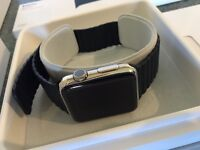 Apple Watch 42mm Sapphire Screen & Extra Strap