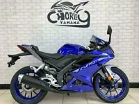 2021 YAMAHA YZF-R125 LEARNER LEGAL SPORTSBIKE,LOW RATE FINANCE,