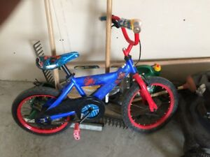 "14""Boys Bike for Sale"