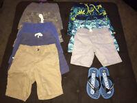 Boys 5T Sunmer Lot $20