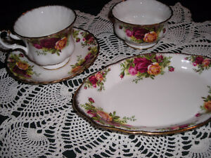 Royal Albert Old Country Roses Bone China