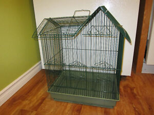 Bird Cage House-Shaped