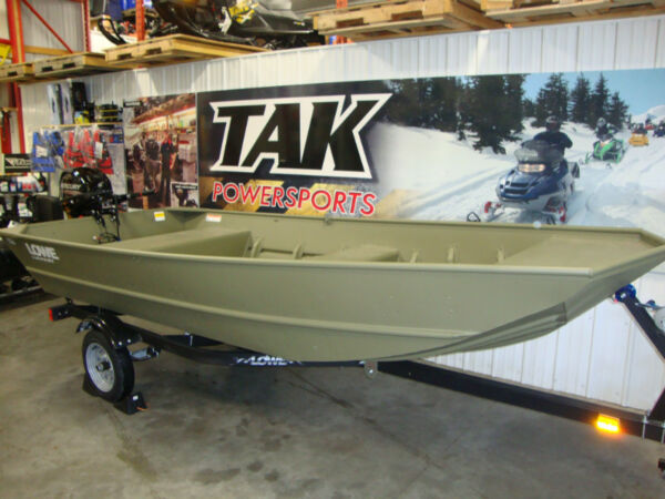 Used 2015 Lowe Boats 1648 MT Jon