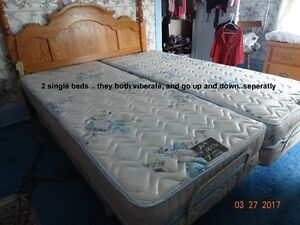 Adjustable Single Bed  (Reduced Price) Cornwall Ontario image 1