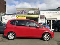 Honda Jazz 1.4i-DSI SE PETROL 5 DOOR HATCH BACK ( AA ) WARRANTED INCLUDED