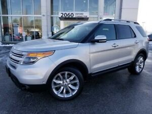 2015 Ford Explorer Limited  NAVIGATION-LEATHER-SUNROOF