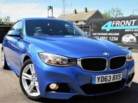 2013 BMW 3 SERIES 320D M SPORT GRAN TURISMO 5DR 6 SPEED MANUAL DIESEL HATCHBACK