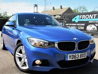 2013 BMW 3 SERIES 320D M SPORT GRAN TURISMO 5DR 6 SPEED MANUAL DIESEL HATCHBACK