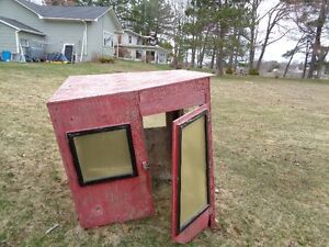 FREE PLYWOOD CAB