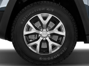 Looking for Cherokee Trailhawk rims