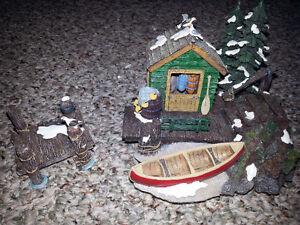 MORE Vintage Christmas Village !!! Stratford Kitchener Area image 4