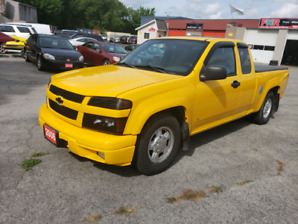 2006 CHEVY COLORADO** CERTIFIED **