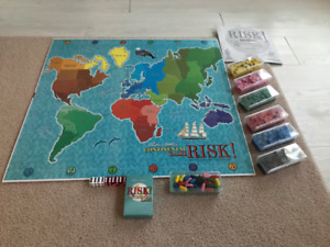 Risk Board Game - Classic Reproduction of the First Edition 1959