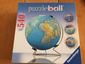 Ravensburger 3D The Earth Puzzle ball