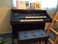 Technics GN3 Organ