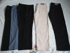 Men's brand new Jeans and dress pants (waist 32/33, height 30)