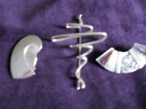 STERLING SILVER BROOCHES Perfect for GIFTS