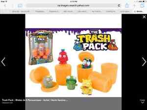 Looking for Trash Packs