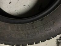 4 winterforce P215/65R17
