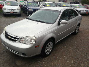 2005 Chevrolet Optra LS Sedan Only 130000 km